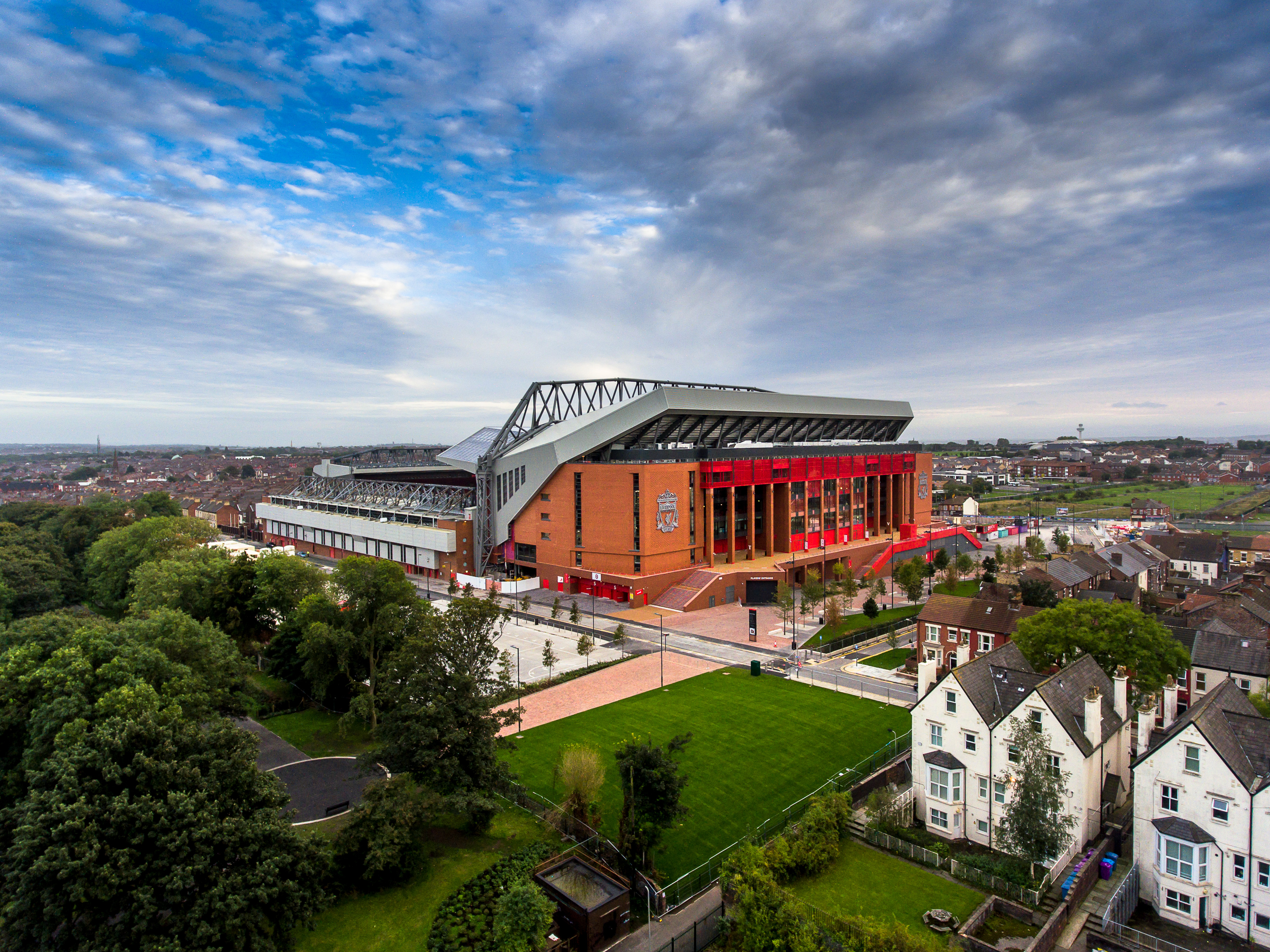 Liverpool Football Club's Anfield Stadium is to host the next edition of ALSD International