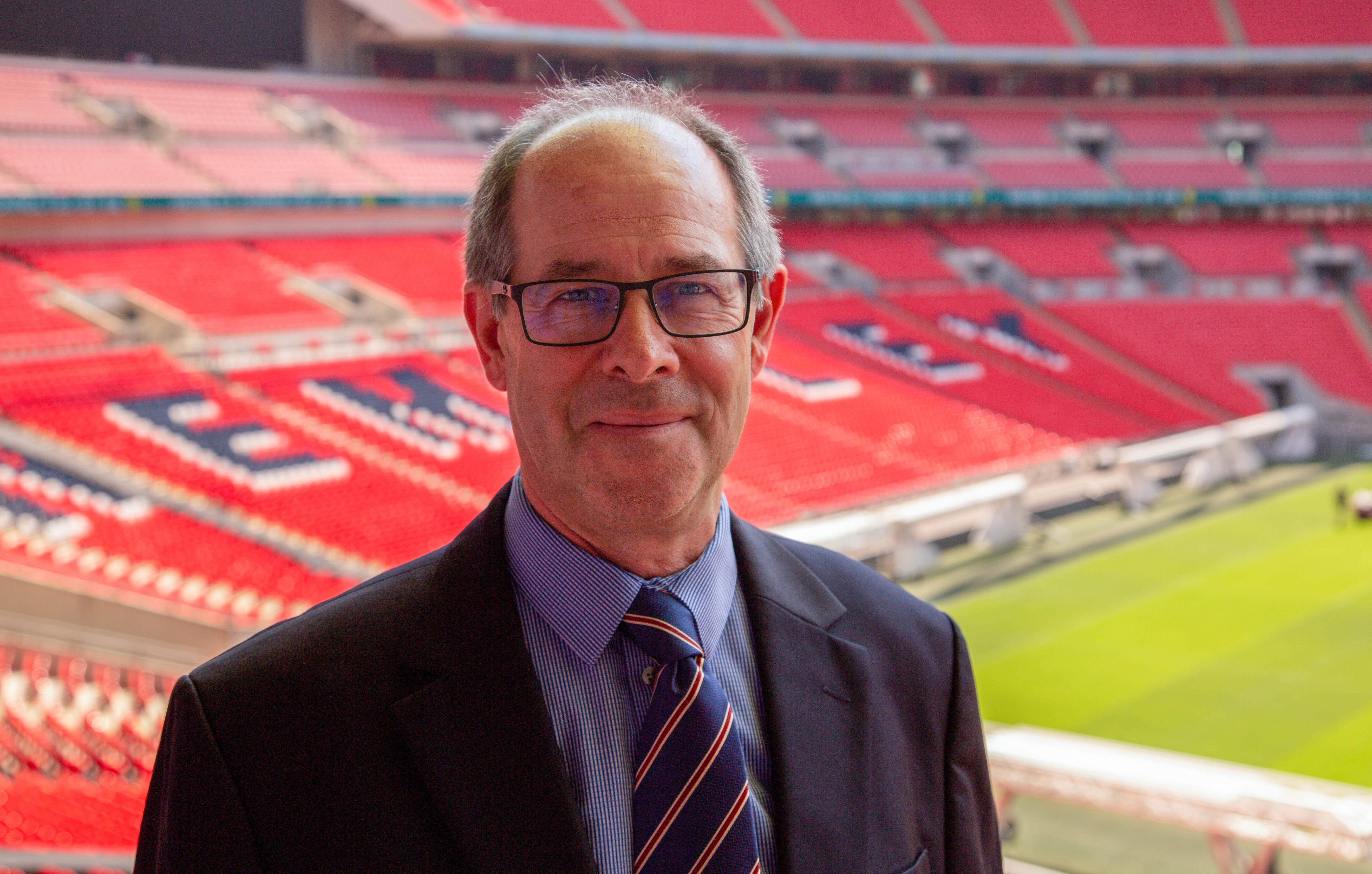 Mario Zambas, Lecturer, Stadium & Event Management, UCFB (Wembley)