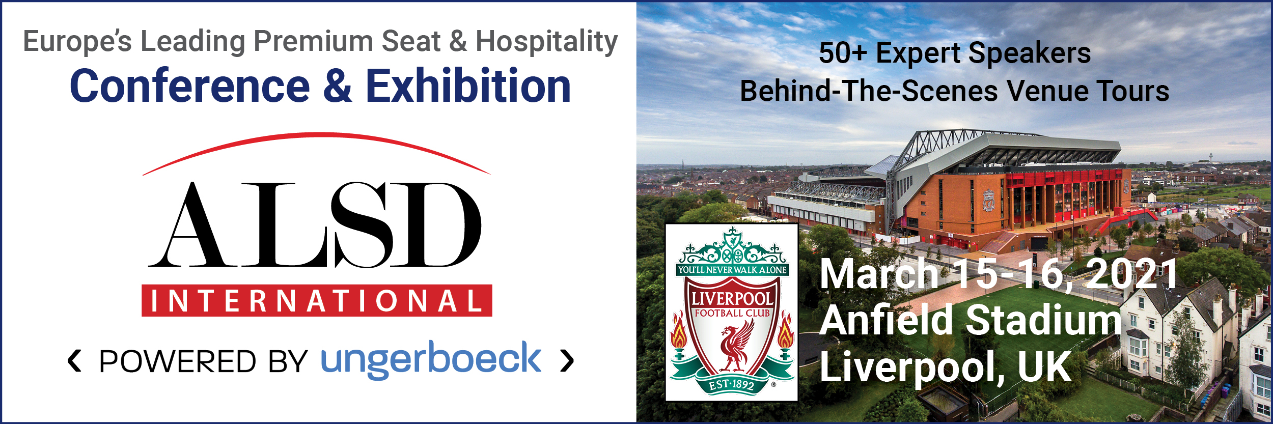 ALSD International - Liverpool, March 15-16, 2021