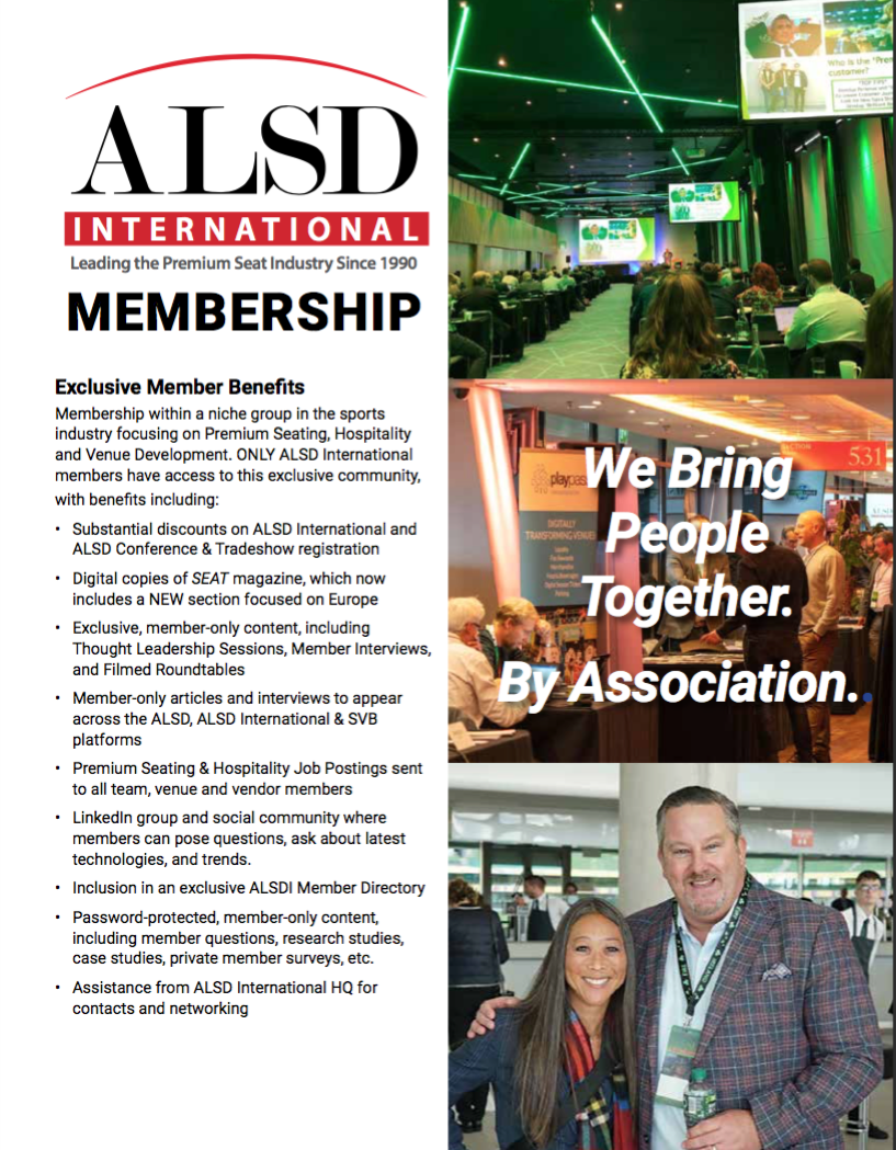ALSD International membership